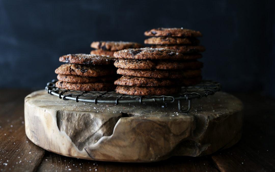 Soft Chocolate Chip Cookies (Gluten-free & Vegan)