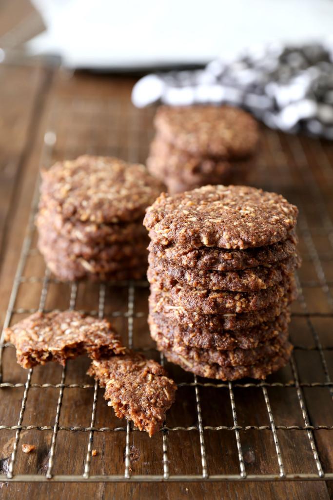 Ginger Coconut Cookies