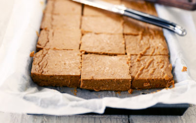 Pumpkin Pie Brownies – Sugar Free