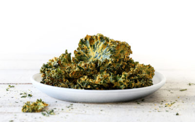 Smokey BBQ Kale Chips