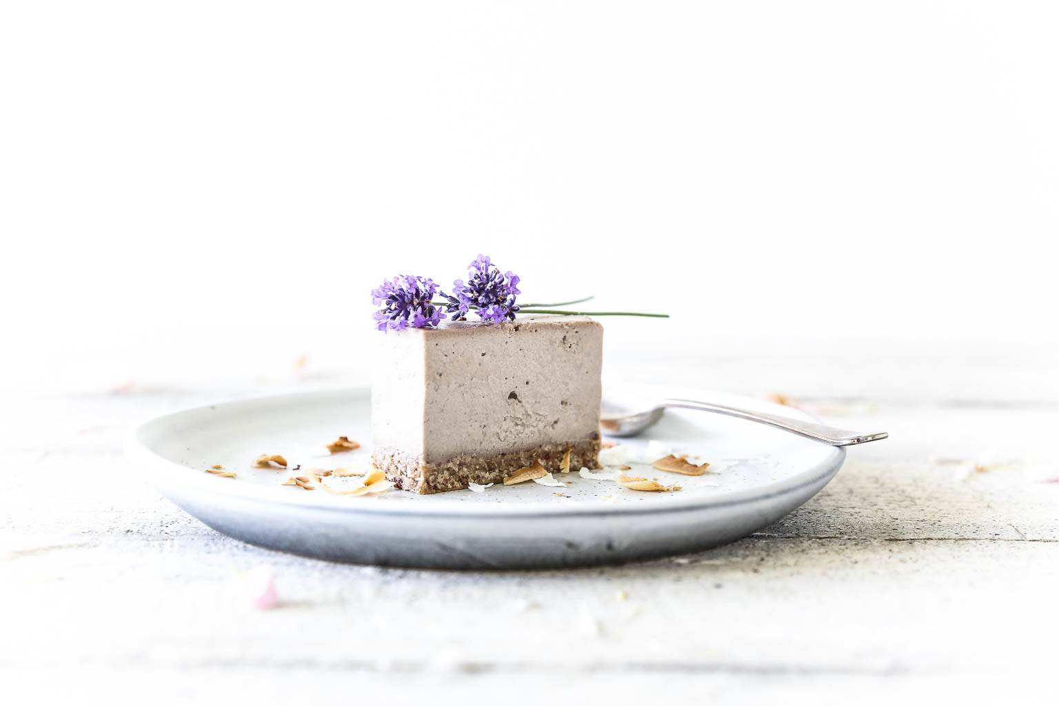 Raw Banana Cheesecake