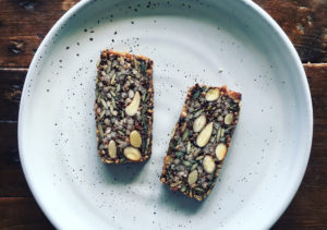 Activated Buckwheat Seed and Nut Bread (Paleo/Vegan)