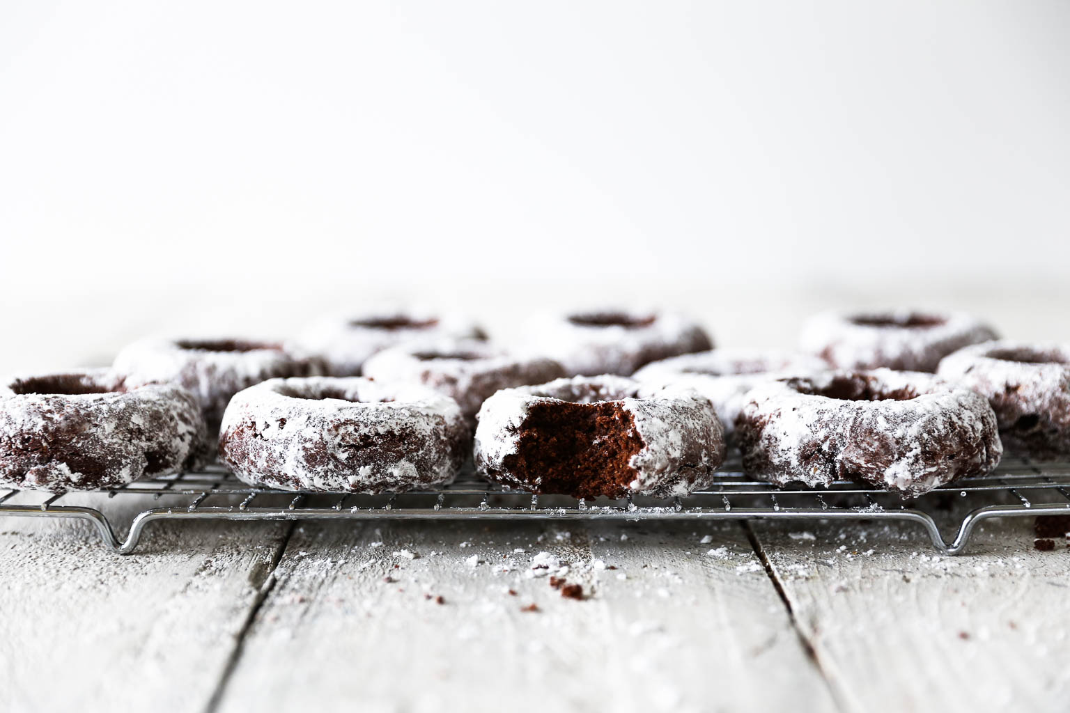 Chocolate Peanut Butter Swoonuts (Vegan)