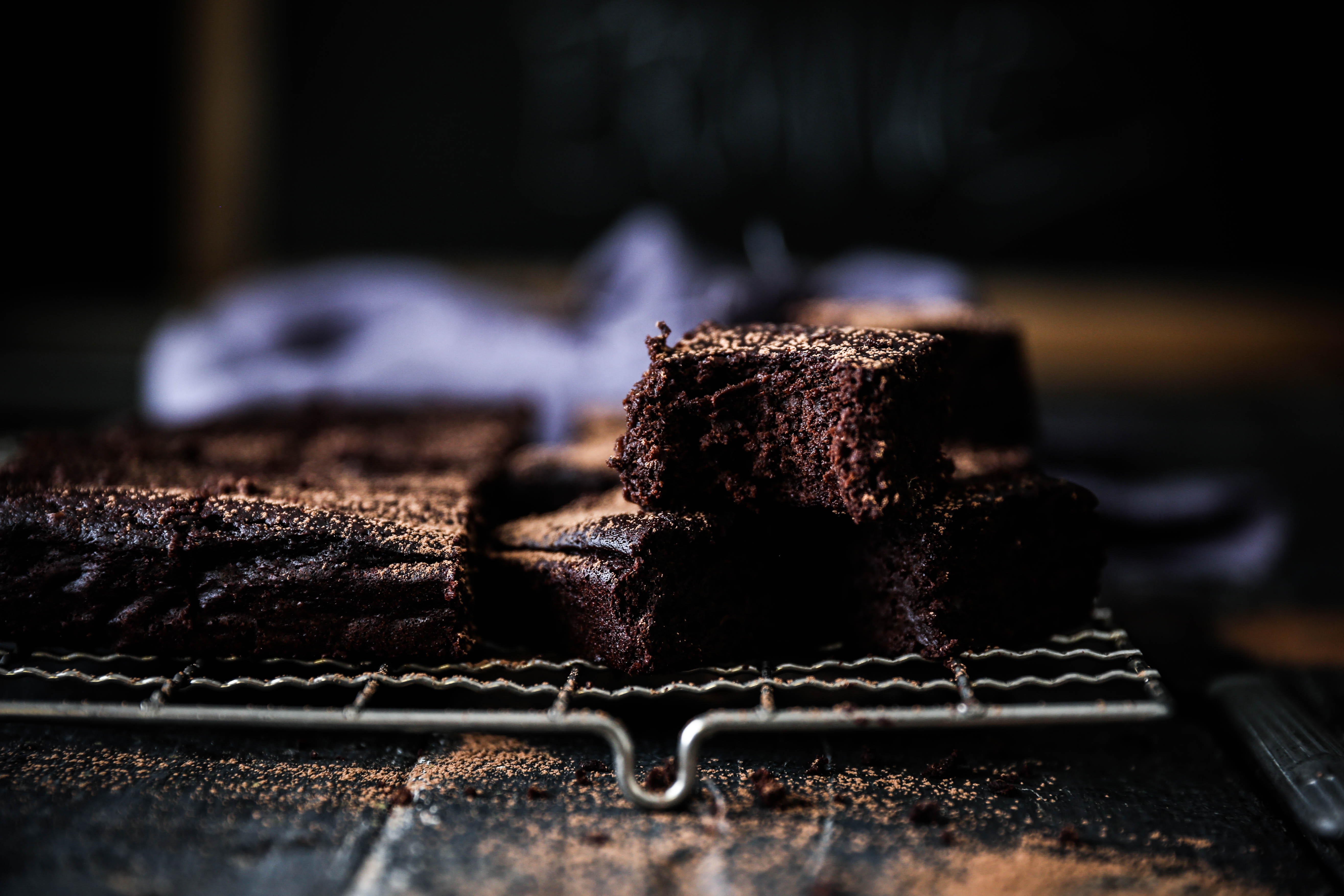 Sticky Date Chocolate Brownies