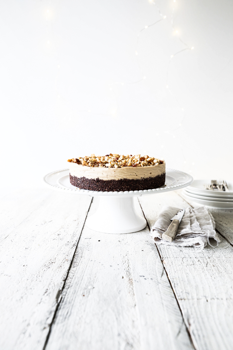 Peanut Butter Coconut Cream Pie