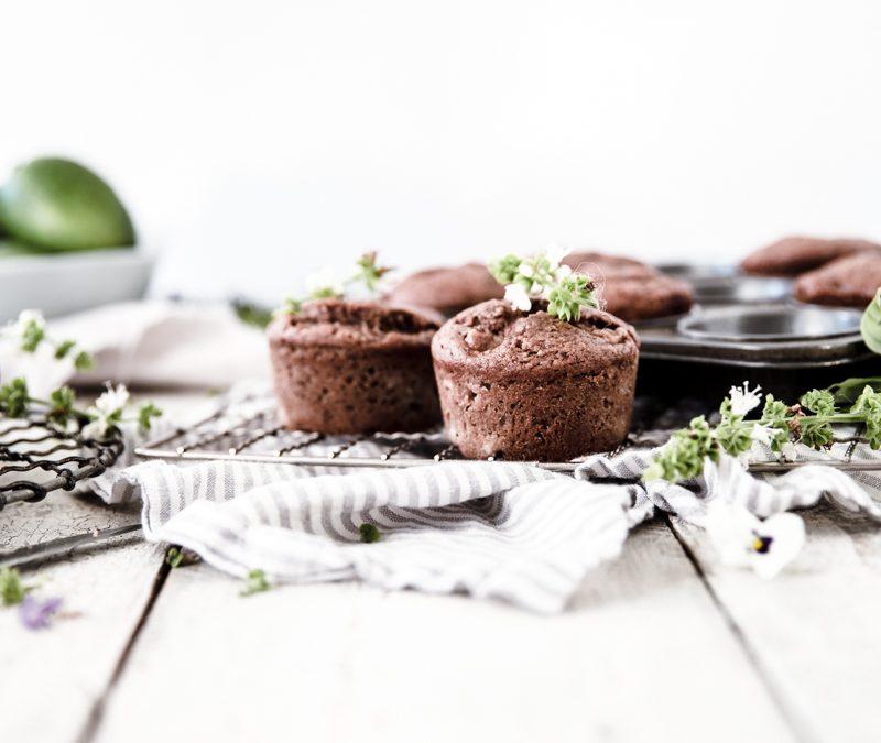 Feijoa & Cinnamon Muffins