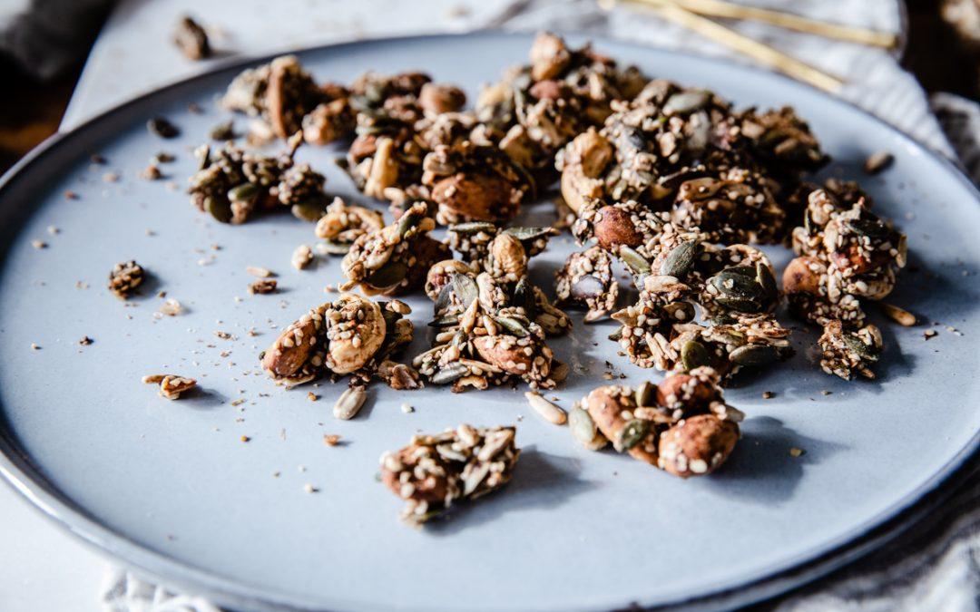 Hemp Heart, Nut & Seed Clusters