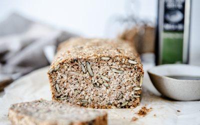 Hemp, Pumpkin & Sunflower Seed Bread