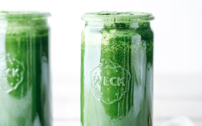 How To Make A Green Juice Without A Juicer