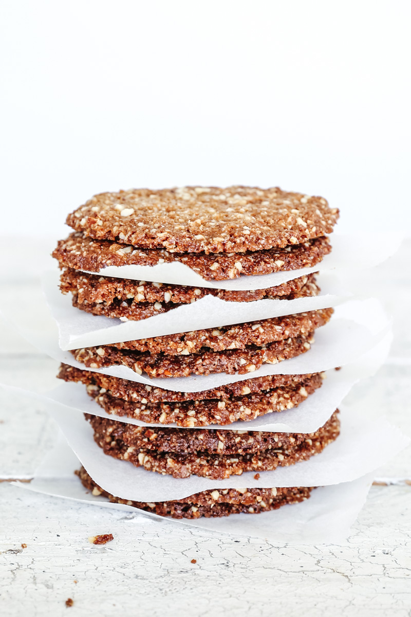 Cardamom Pepper Cookies
