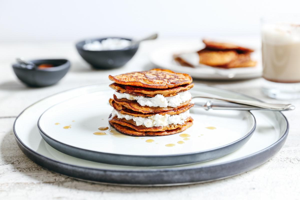 Pumpkin Pancakes