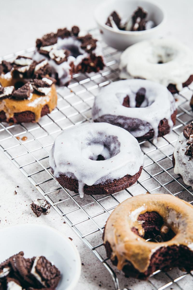 Chocolate Oreo Swoonuts (Vegan + Gluten Free)