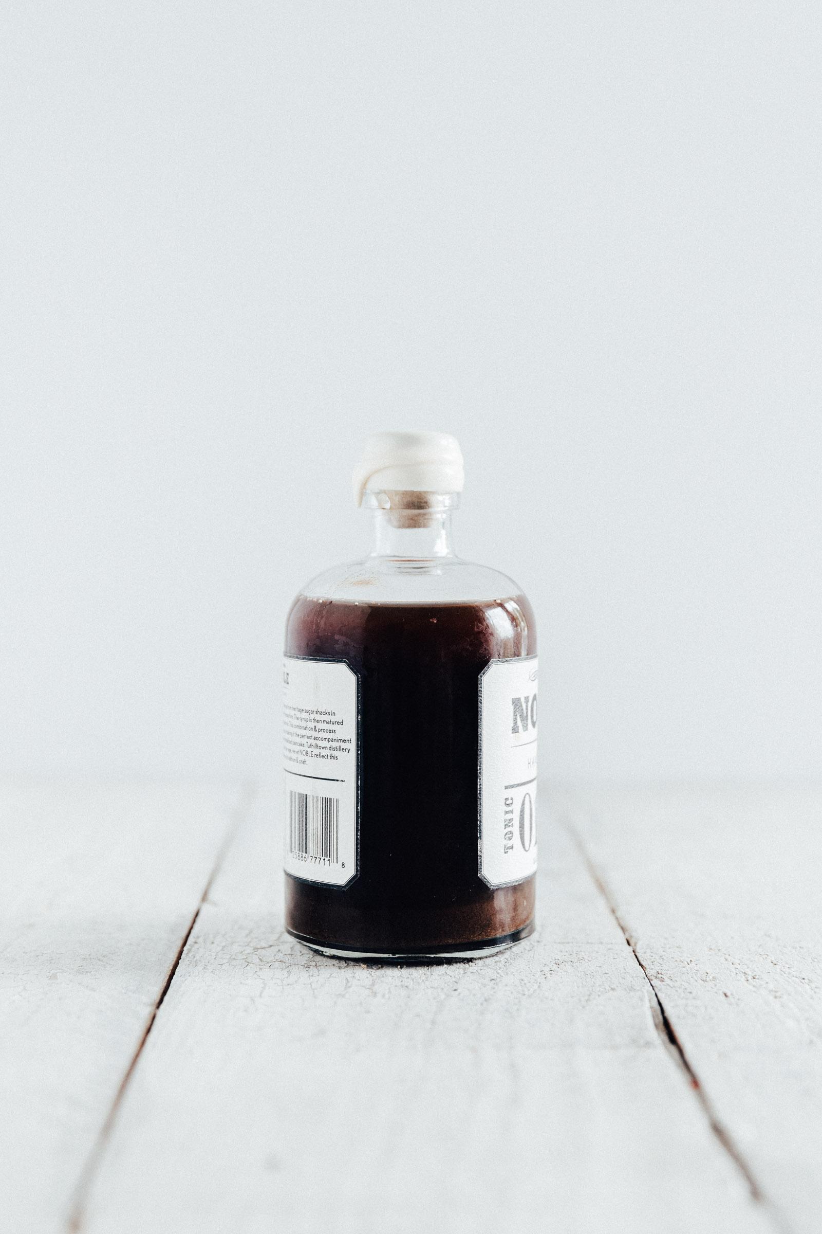Spicy Chai Syrup (Low sugar/caffeine free)